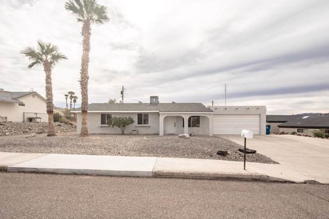2350 San Juan Dr, Lake Havasu City, AZ 86403 (MLS #1009544) :: The Lander Team