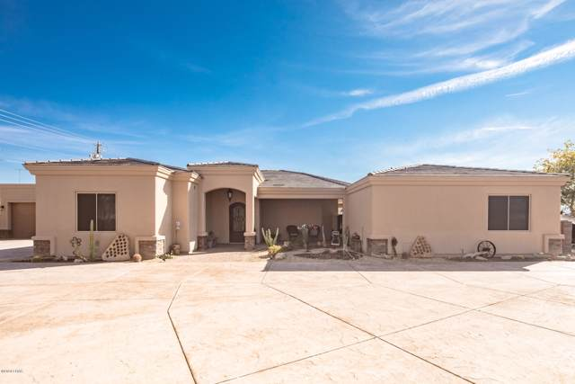2989 Appaloosa Ln, Lake Havasu City, AZ 86406 (MLS #1009546) :: The Lander Team