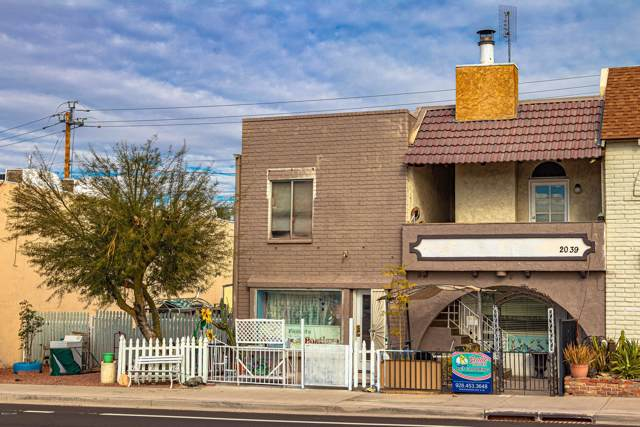2039 Swanson Ave, Lake Havasu City, AZ 86403 (MLS #1009553) :: The Lander Team
