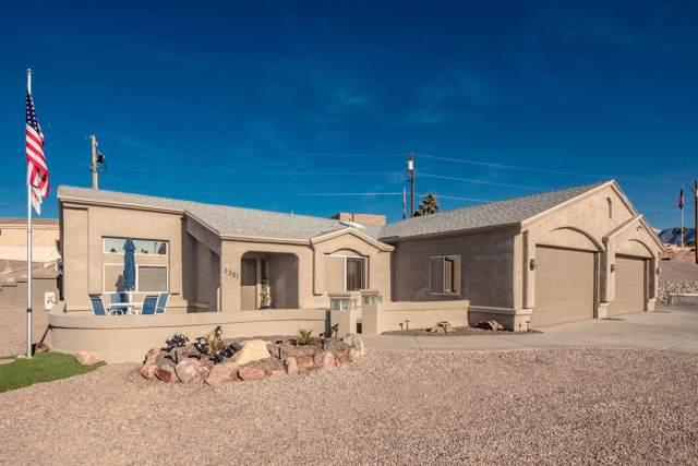 3351 Kicking Horse Dr, Lake Havasu City, AZ 86404 (MLS #1009599) :: Lake Havasu City Properties