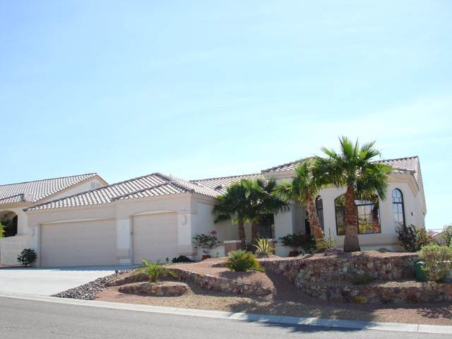 2308 Dawn Dr, Lake Havasu City, AZ 86404 (MLS #1009644) :: Realty One Group, Mountain Desert