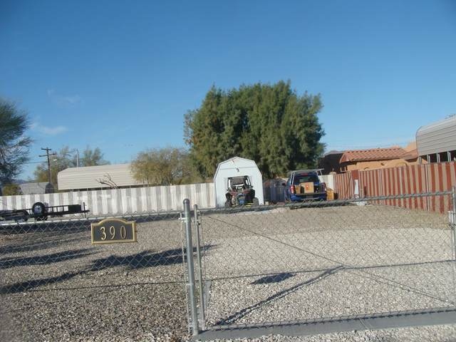 390 N Washington Ave, Quartzsite, AZ 85346 (MLS #1009818) :: Realty One Group, Mountain Desert