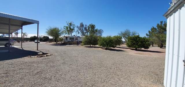 64826 Highway 60, Salome, AZ 85348 (MLS #1009897) :: The Lander Team