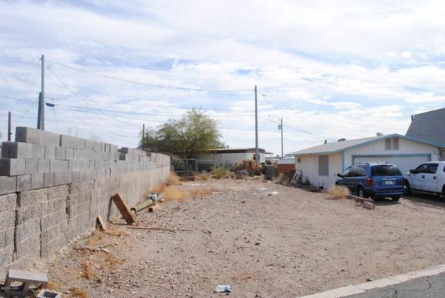 31914 Fleet Rd, Parker, AZ 85344 (MLS #1009922) :: The Lander Team