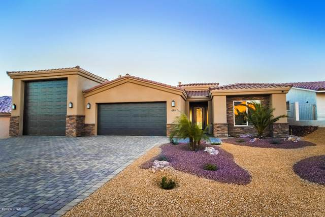 000 Riley Model On Your Lot, Lake Havasu City, AZ 86403 (MLS #1009931) :: Lake Havasu City Properties