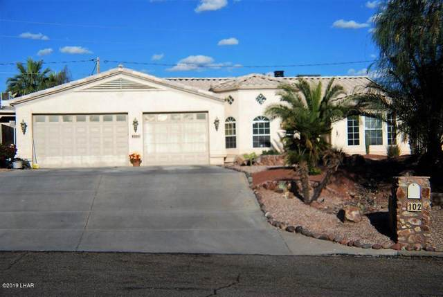 102 Keywester Dr, Lake Havasu City, AZ 86403 (MLS #1009955) :: Realty One Group, Mountain Desert