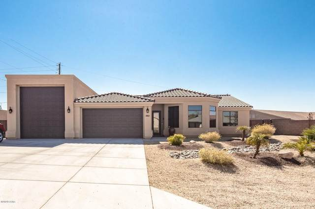 2460 Swift Dr, Lake Havasu City, AZ 86404 (MLS #1009979) :: Realty One Group, Mountain Desert