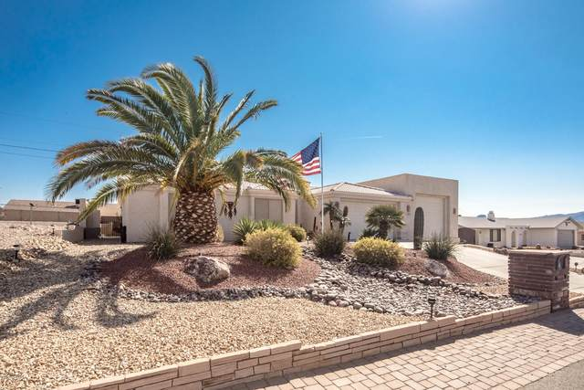 2800 Okeechobee Dr, Lake Havasu City, AZ 86406 (MLS #1009989) :: Realty One Group, Mountain Desert