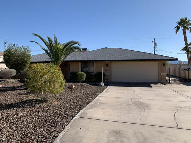 1820 Dion Dr, Lake Havasu City, AZ 86404 (MLS #1010012) :: Realty One Group, Mountain Desert
