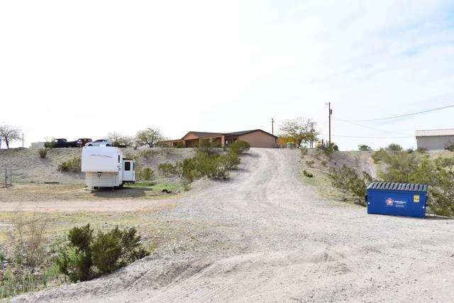 7889 N Barker Dr, Lake Havasu City, AZ 86404 (MLS #1010098) :: The Lander Team