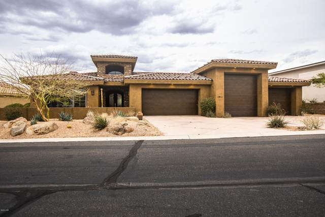 1911 E Deacon Dr, Lake Havasu City, AZ 86404 (MLS #1010304) :: Realty One Group, Mountain Desert
