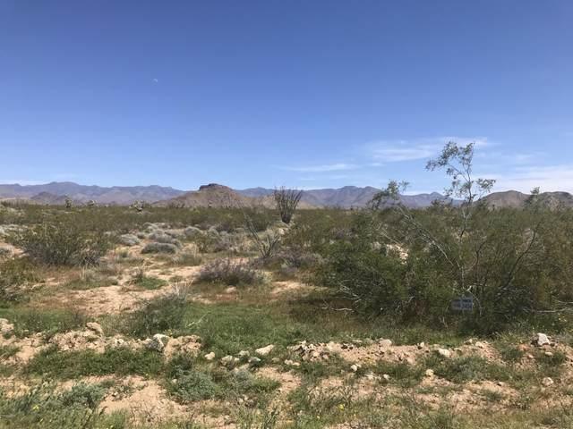 0000 Parcel 3404 Lone Ranger Rd Rd, Yucca, AZ 86438 (MLS #1010573) :: The Lander Team