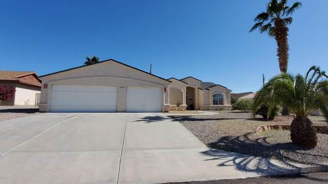 2682 Rango Dr, Lake Havasu City, AZ 86406 (MLS #1010578) :: Lake Havasu City Properties