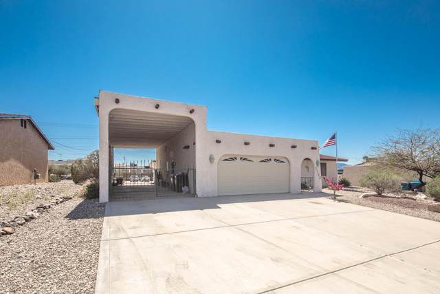 2190 Palo Verde Blvd S, Lake Havasu City, AZ 86403 (MLS #1010592) :: Lake Havasu City Properties