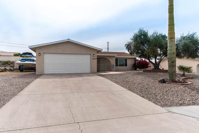3104 Daytona Ave, Lake Havasu City, AZ 86403 (MLS #1010594) :: Lake Havasu City Properties