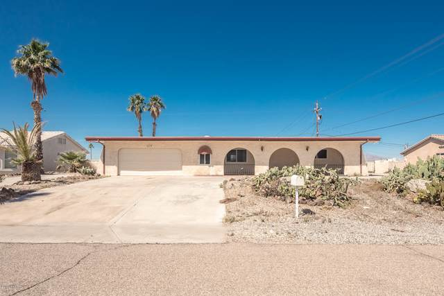 237 Coral Dr, Lake Havasu City, AZ 86403 (MLS #1010600) :: Lake Havasu City Properties