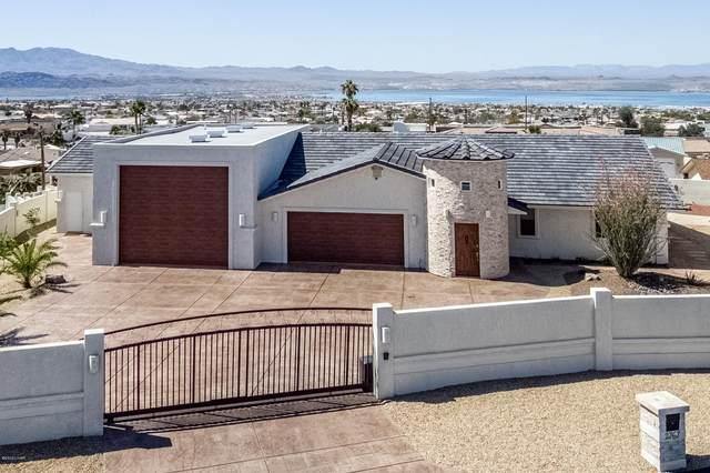 2767 Arcadia Ln, Lake Havasu City, AZ 86404 (MLS #1010614) :: Lake Havasu City Properties