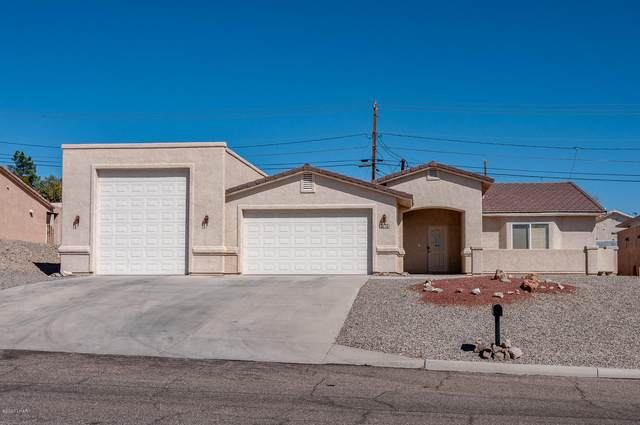 3174 El Dorado Ave N, Lake Havasu City, AZ 86403 (MLS #1010620) :: Lake Havasu City Properties