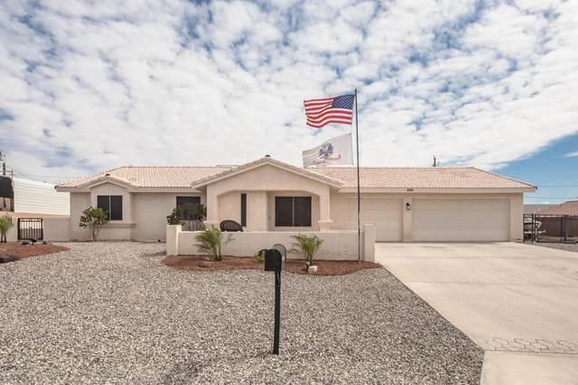 680 Pueblo Dr, Lake Havasu City, AZ 86406 (MLS #1010654) :: Lake Havasu City Properties