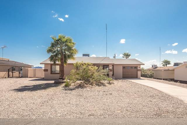 975 Bluebird Dr, Lake Havasu City, AZ 86406 (MLS #1010658) :: Lake Havasu City Properties