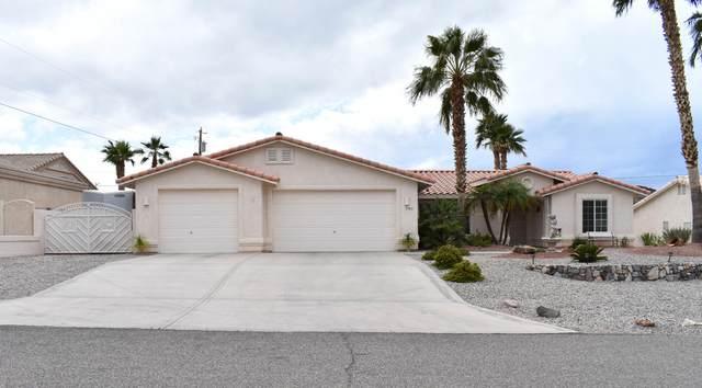 3382 Hilldale Dr, Lake Havasu City, AZ 86406 (MLS #1010663) :: Lake Havasu City Properties