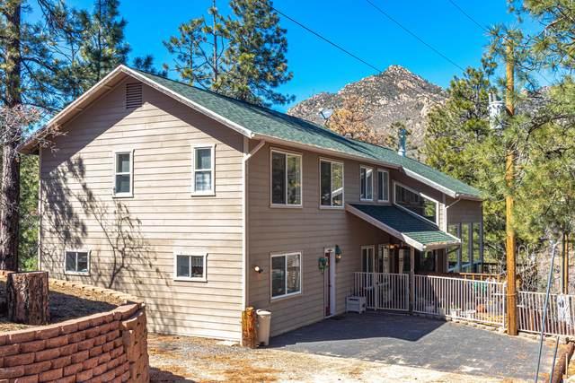 4694 S Hansen Rd, Kingman, AZ 86401 (MLS #1010678) :: Realty One Group, Mountain Desert