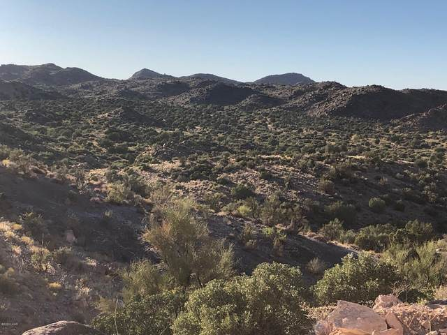 320 Acres Cottonwood Creek Rd, Kingman, AZ 86401 (MLS #1011007) :: Realty One Group, Mountain Desert