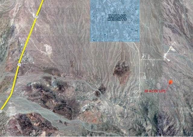000 Hayley Dr, Lake Havasu City, AZ 86404 (MLS #1011015) :: Lake Havasu City Properties