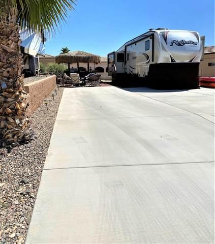 1905 Victoria Farms Rd. Lot #341, Lake Havasu City, AZ 86404 (MLS #1011024) :: Realty One Group, Mountain Desert