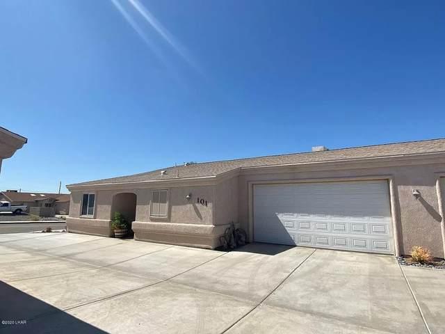 2085 Sandwood Dr #101, Lake Havasu City, AZ 86403 (MLS #1011087) :: Coldwell Banker