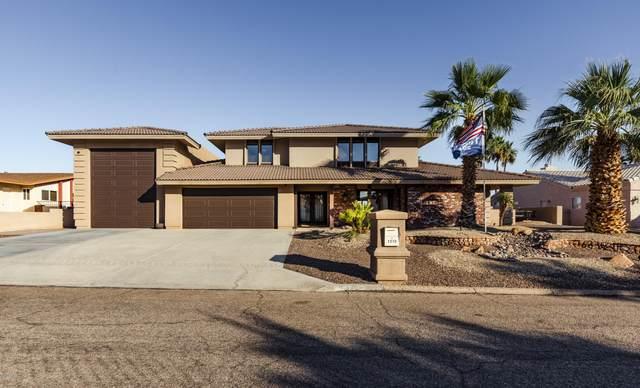 2210 Casper Dr, Lake Havasu City, AZ 86406 (MLS #1011100) :: Realty One Group, Mountain Desert