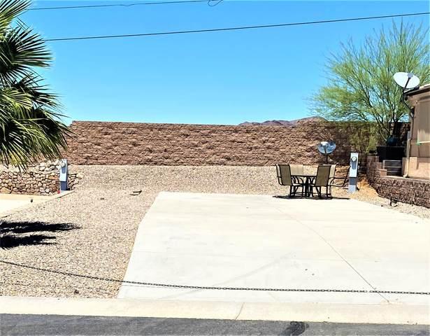 1905 Victoria Farms Rd. Lot #310, Lake Havasu City, AZ 86404 (MLS #1011134) :: Realty One Group, Mountain Desert