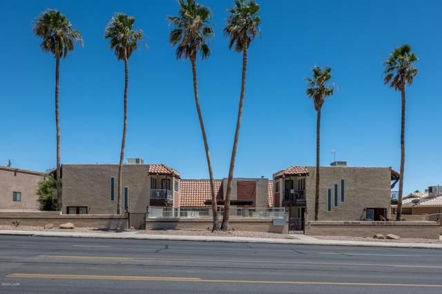 85 Acoma Blvd S #5, Lake Havasu City, AZ 86403 (MLS #1011196) :: Coldwell Banker