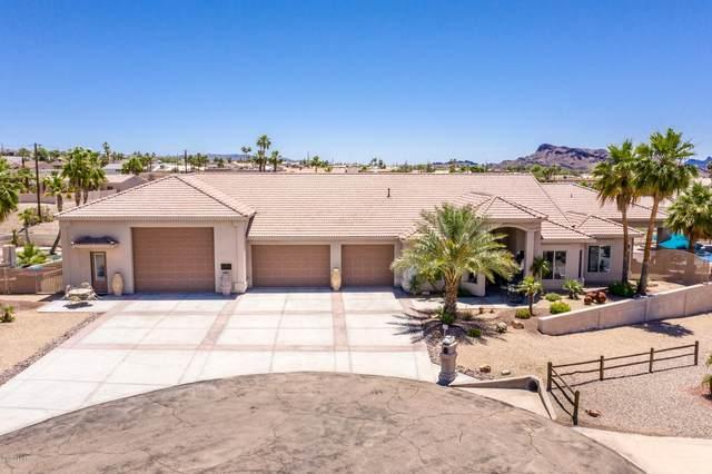 659 Plaza Laredo, Lake Havasu City, AZ 86406 (MLS #1011206) :: Realty One Group, Mountain Desert