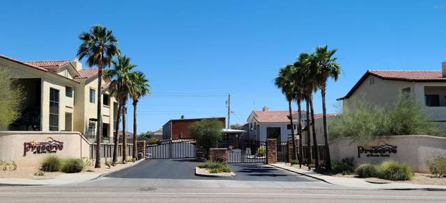 2212 Kiowa Blvd N #105, Lake Havasu City, AZ 86403 (MLS #1011222) :: Realty One Group, Mountain Desert