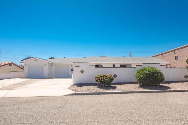 1015 Rolling Hills Dr, Lake Havasu City, AZ 86406 (MLS #1011231) :: Lake Havasu City Properties