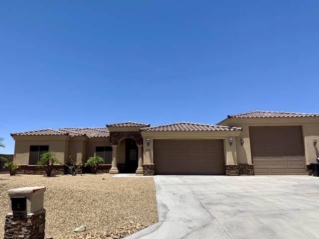 3791 Fortune Dr, Lake Havasu City, AZ 86404 (MLS #1011257) :: Coldwell Banker