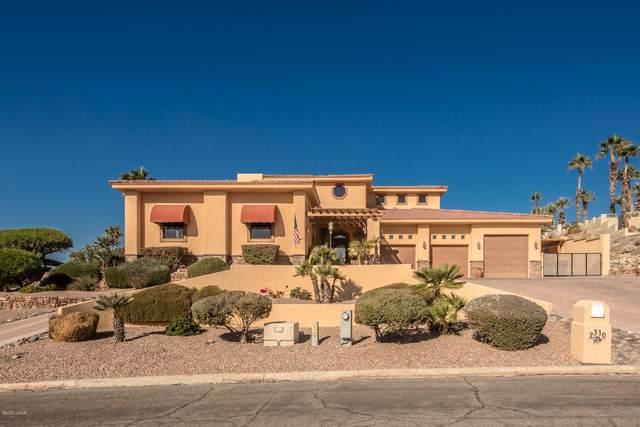 2310 Palmer Dr, Lake Havasu City, AZ 86406 (MLS #1011259) :: Coldwell Banker