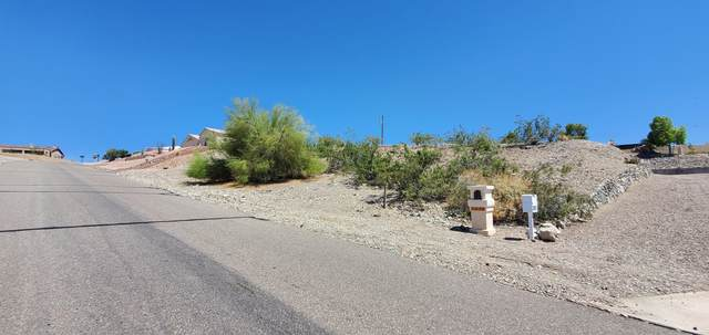 3345 Pocahontas Dr, Lake Havasu City, AZ 86404 (MLS #1011274) :: The Lander Team