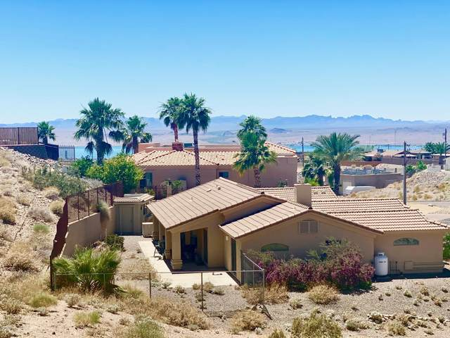 3850 Yazoo Dr, Lake Havasu City, AZ 86404 (MLS #1011275) :: The Lander Team