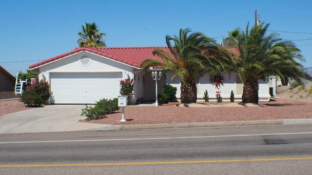 907 Mcculloch Blvd S, Lake Havasu City, AZ 86406 (MLS #1011282) :: Coldwell Banker