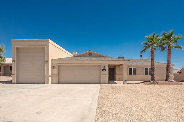 1862 Palo Verde Blvd N, Lake Havasu City, AZ 86404 (MLS #1011283) :: Coldwell Banker