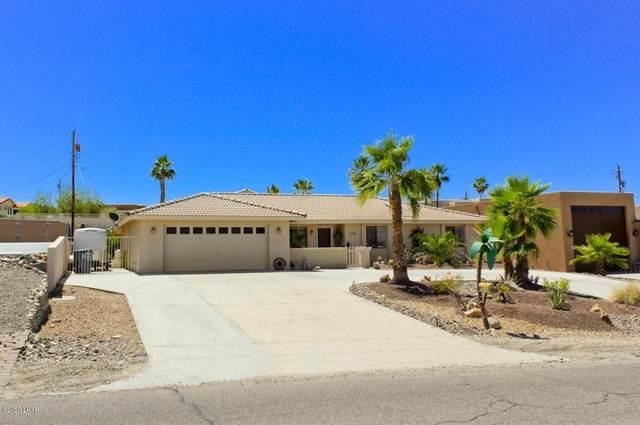 1730 Palo Verde Blvd N, Lake Havasu City, AZ 86404 (MLS #1011294) :: The Lander Team