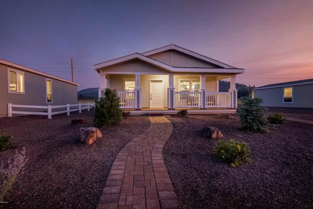1266 W Morse Ave #30, Williams, AZ 86046 (MLS #1011295) :: Coldwell Banker