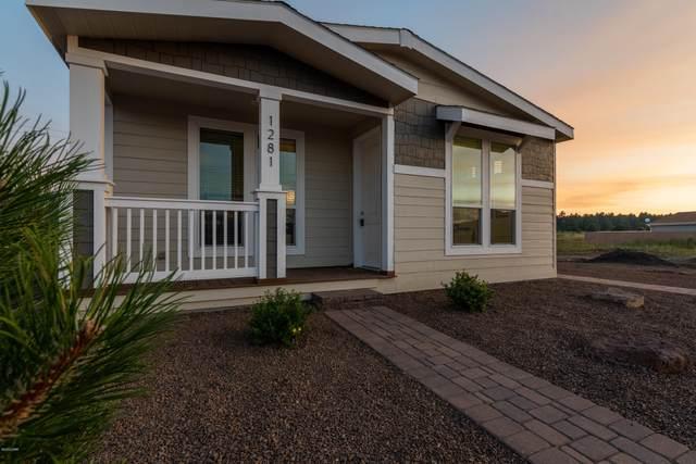 1262 W Morse Ave #31, Williams, AZ 86046 (MLS #1011296) :: Coldwell Banker