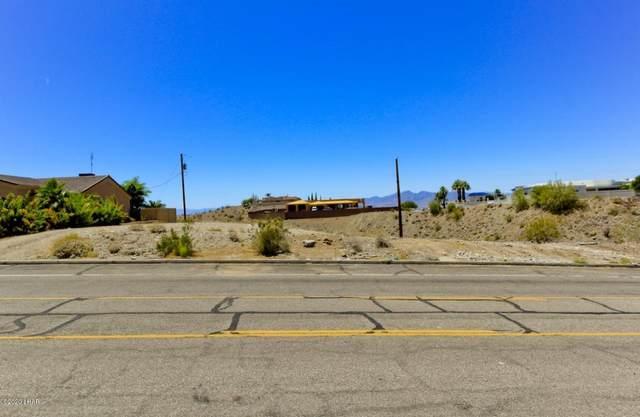 3871 Kiowa Blvd S, Lake Havasu City, AZ 86404 (MLS #1011318) :: The Lander Team