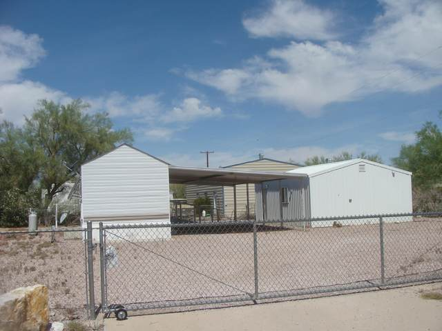 556 S Connor Ln, Quartzsite, AZ 85346 (MLS #1011338) :: Realty One Group, Mountain Desert