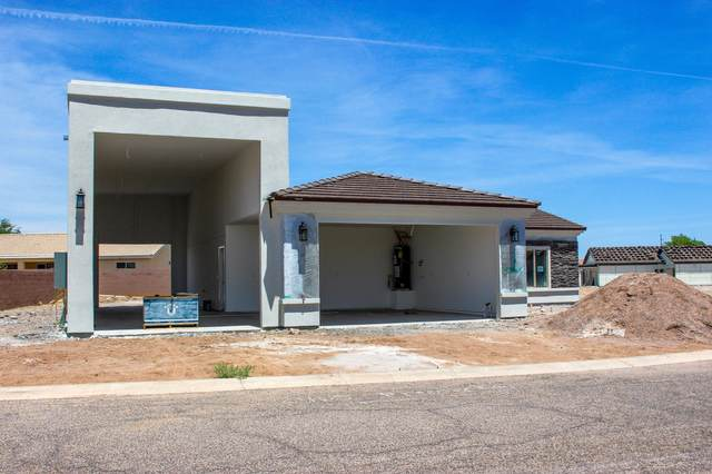 2465 Saguaro Dr, Mohave Valley, AZ 86440 (MLS #1011359) :: Coldwell Banker