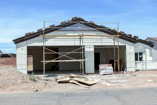 9081 Via Rancho Dr, Mohave Valley, AZ 86440 (MLS #1011360) :: Coldwell Banker