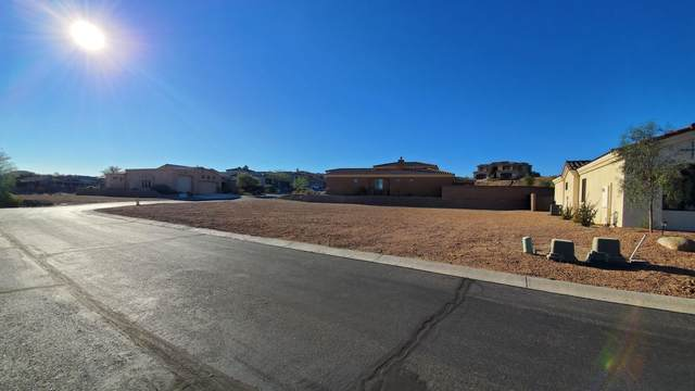 Lot 236 Tradition Wy, Lake Havasu City, AZ 86404 (MLS #1011430) :: The Lander Team
